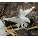 Pendentif Grand Aigle en argent