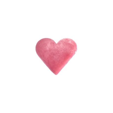 Savon coeur rose sauvage