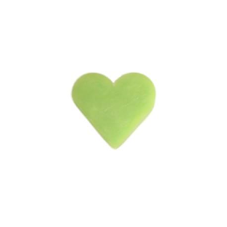 Savon coeur thé vert
